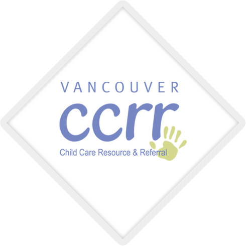 Vancouver CCRR Logo in Diamond