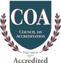 Council On Accreditation - Accredited Logo