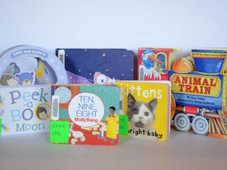 Board Books for Young Children