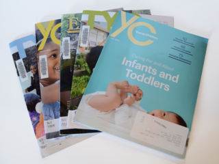 Young Children Magazine for ECD Professionals