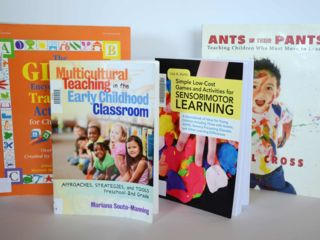 Books for ECD Professionals