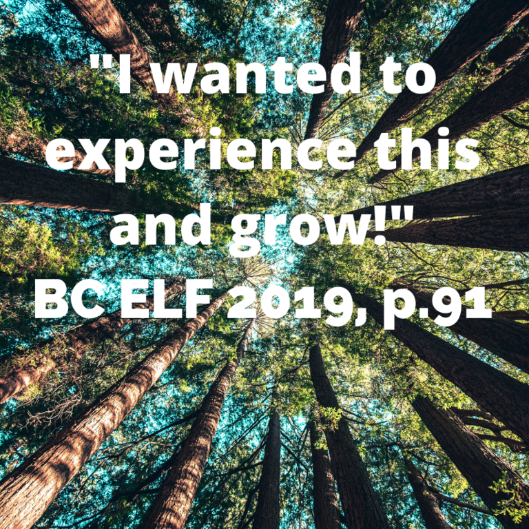 _I wanted to experience this and grow!_ BC ELF 2019, p.91.png